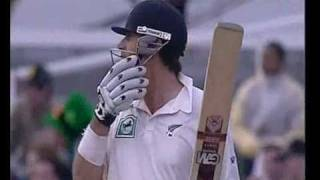 Stephen Fleming 262 vs South Africa 2nd test Cape Town 2006