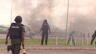 La colère au Nigeria après la vague d'attaque xénophobes en Afrique du Sud