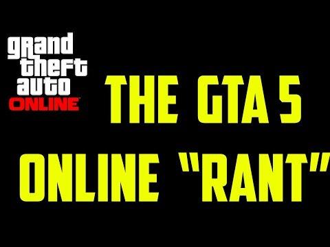THE GTA 5 ONLINE