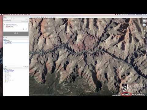 Google Earth Elevation Tool - Buying Land