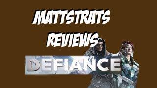 Mattstrats Reviews - Defiance