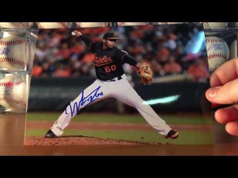 2017 Orioles fanfest autograph recap