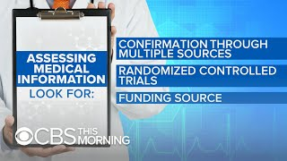 How to steer clear of medical misinformation online
