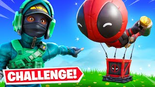 The *ONE* SUPPLY DROP ONLY Challenge!