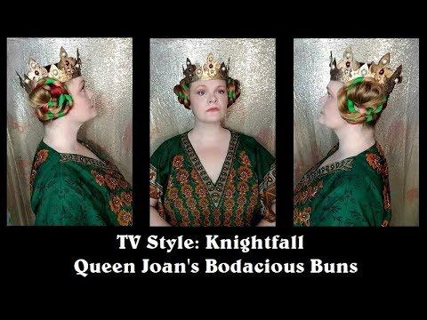 TV Style: Knightfall - Queen Jane's Bodacious Buns