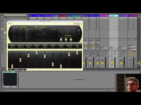 Making Classic House w/ Josh Butler in Ableton Live - Percussion Part II