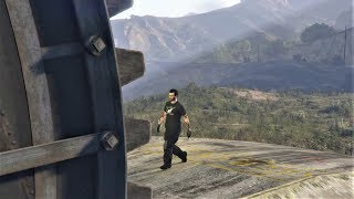 E246 An Air Cargo Hangar Sell! Done Solo By Seabreeze