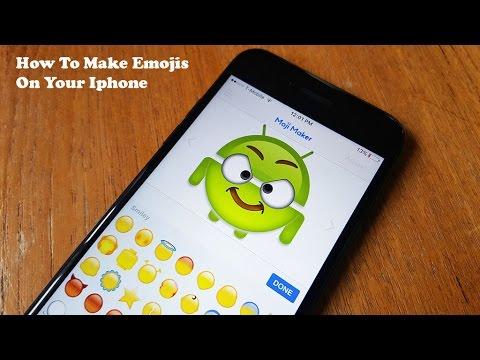 How To Make Emojis On Iphone / IOS - Fliptroniks.com