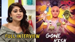 Shweta Tripathi: I wanted to go bald for Gone Kesh | Exclusive | Full Interview