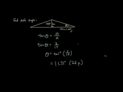 Maths A: House Construction Lesson 4: Roof Trusses