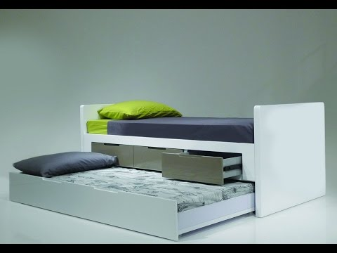 10 Must See Modern Trundle Beds Perfect for Small Spaces