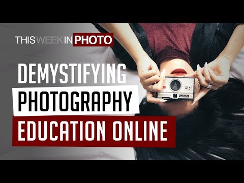 Demystifying Online Photography Education! TWiP 521