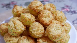 How to Make Special Coconut Macaroons   Easy Recipe