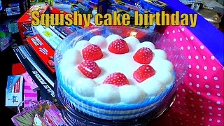 Download SQUISHY COLLECTION 2017 - LARGEST SQUISHY PACKAGES Toys Birthday Cake Tori Airin Video