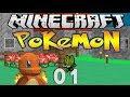 Minecraft Pokemon: #001 Los Glumanda! [HD]