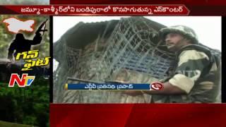 High Tension at LOC || 3 Injured || Firing Raised || India-Pakistan Border || NTV