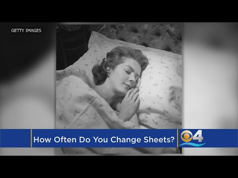 Survey: Virtually No One Changes Their Sheets Often Enough