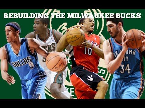 NBA 2K16: MyLEAGUE - Rebuilding the Milwaukee Bucks! #MIL [PS4]
