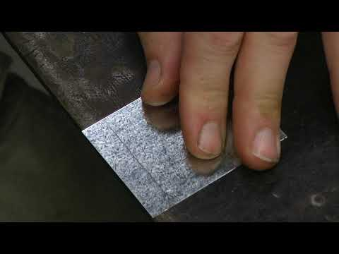 Creating a Double Seam