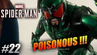 Download Marvel SpiderMan PS4 Walkthrough #22 - SCORPION POISON !!! Video