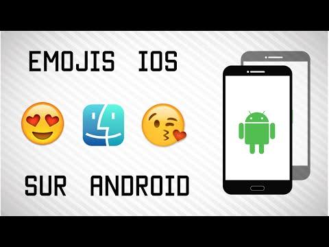 [Tuto] Android - Avoir les Emojis d'iOS 9