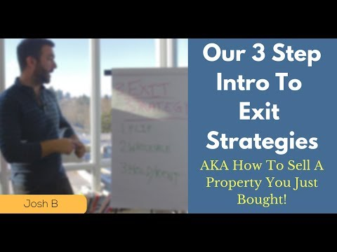 3 Step Real Estate Selling Strategy Checklist