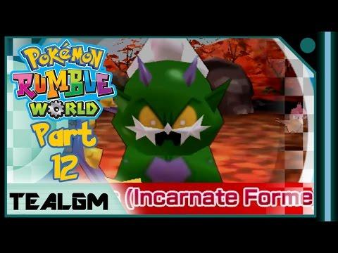 Pokemon Rumble World - Part 12: Black Balloon - Tornadus