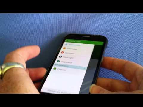 Samsung Galaxy S5 Active (exclusive features)