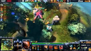 [EPIC] Secret vs Vici Gaming - Game 1 (Dota 2 Asia Championships) - LD & Lumi