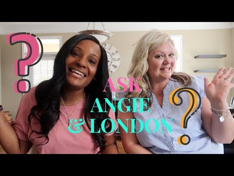 Q & A WITH ANGIE IN WONDERLAND