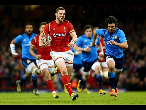 Official Extended Highlights (Worldwide) - Wales 67-14 Italy | RBS 6 Nations
