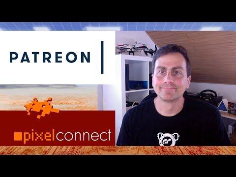 pixelconnect startet auf Patreon! Wieso? Weshalb? Warum?