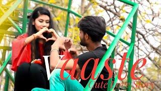 Vaaste   Kapil & Akansha   Dhvani Bhanushali,Nikhil D   T-series   Heart Touching  Cute Love Story