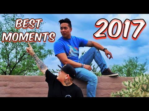 BEST Moments of 2017 | Happy New Year!