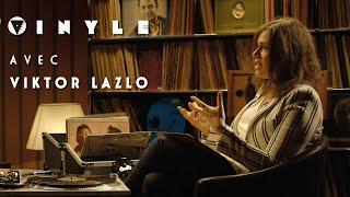 VINYLE avec Viktor Lazlo - émission du 24/10/2017