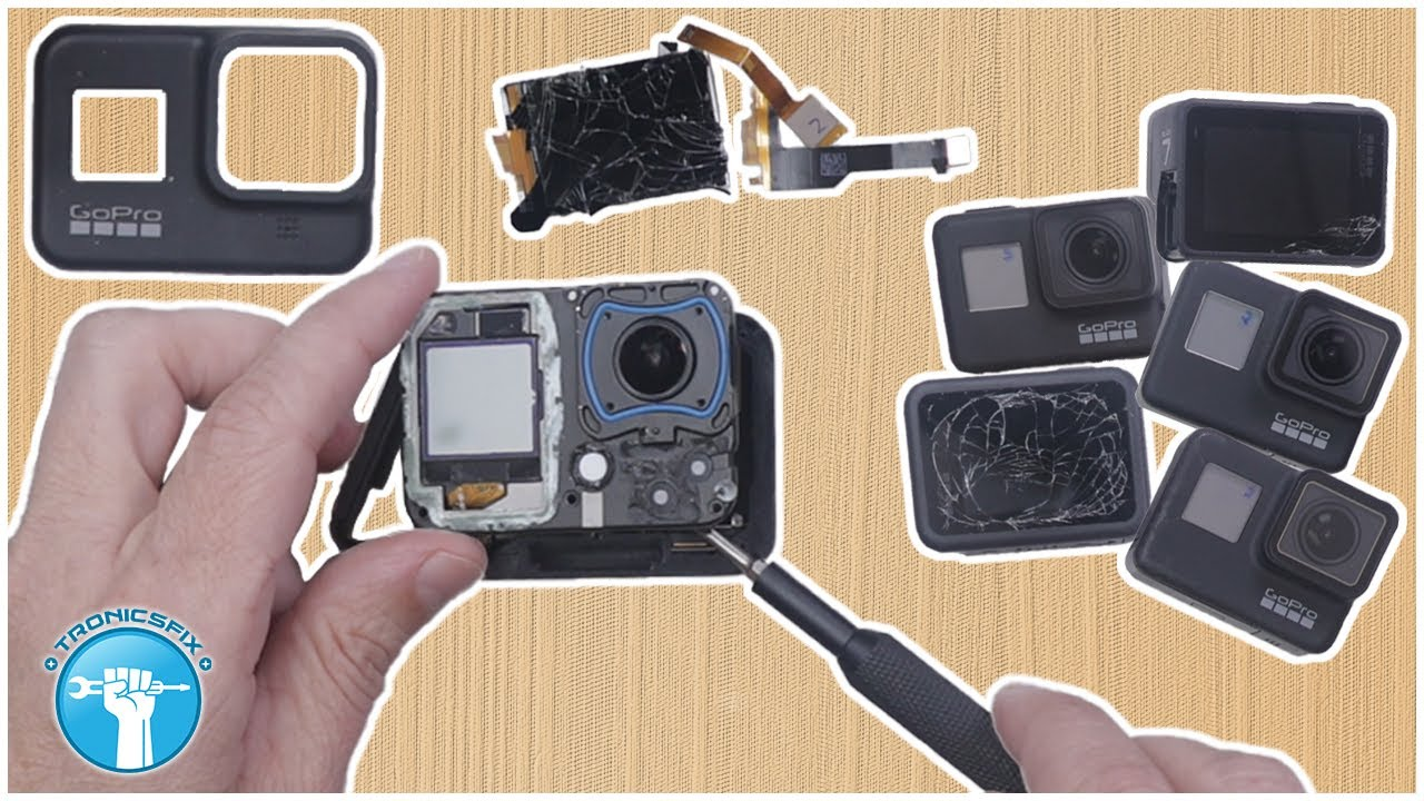 """I Bought 6 """"Unfixable"""" GoPro's - Are They Really Unfixable?"""
