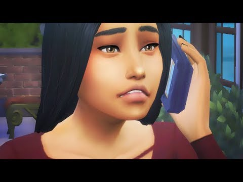 I DID THIS FOR YOU! | THE SIMS 4 // KHLOE'S STORY — PART 19