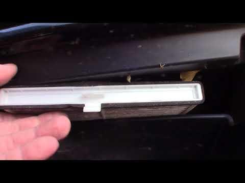 2014 Mazda 3 Cabin Air Filter