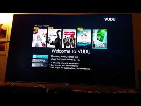 Nvidia SHIELD: Vudu App Supports 4K UHD Movies & Samsung KS8000 app don't