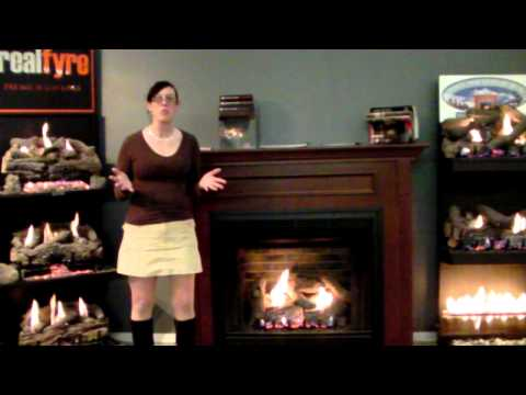 White Mountain & realfyre fireplace inserts