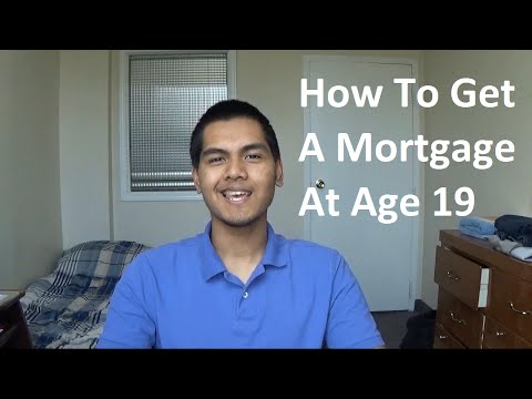 How to get a Mortgage at age 19 | Koukun