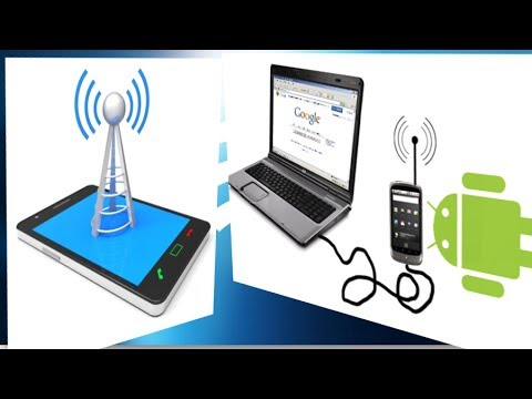 How To Enable And Use Wi-Fi Hotspot On Android smartphone ?