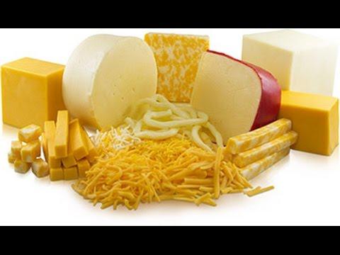 Baba Tells Ukrainian Cheese Proverb