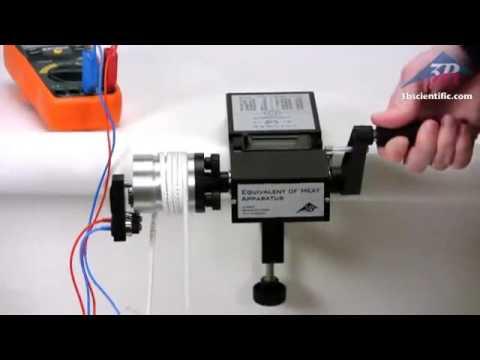 3B Scientific Heat Equivalent Apparatus | SOMATCO سوماتكو