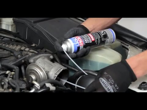 Liqui Moly - Diesel Engine Intake Decarb // Supercheap Auto