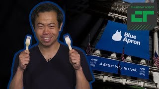 Blue Apron IPO Has Rocky Start | Crunch Report