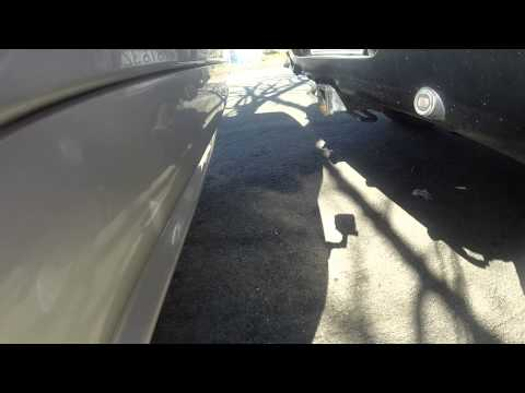 2001 BMW 540i 6-Spd Start Up With Stock Exhaust