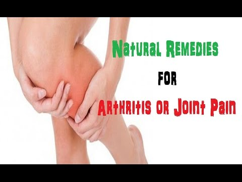 Natural Remedies for Arthritis | Vitamins for Arthritis