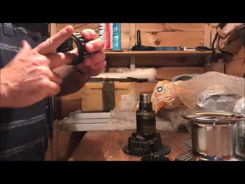 DIY Boat Restoration: Greasing your winch