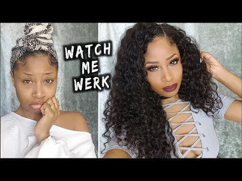 Watch Me Turn Into a BADDIE Real Quick!!   grwm